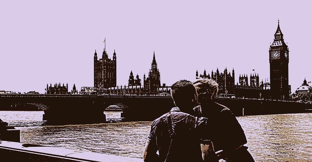 Interesting ideas for a romantic weekend in London