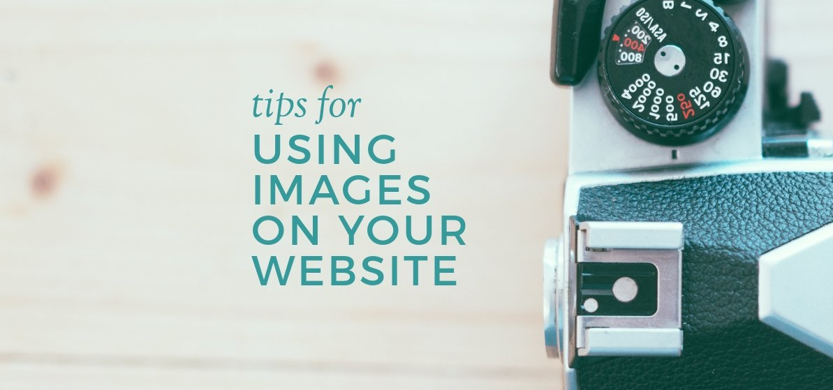 Learn The Best Ways To Use Images For Your Website